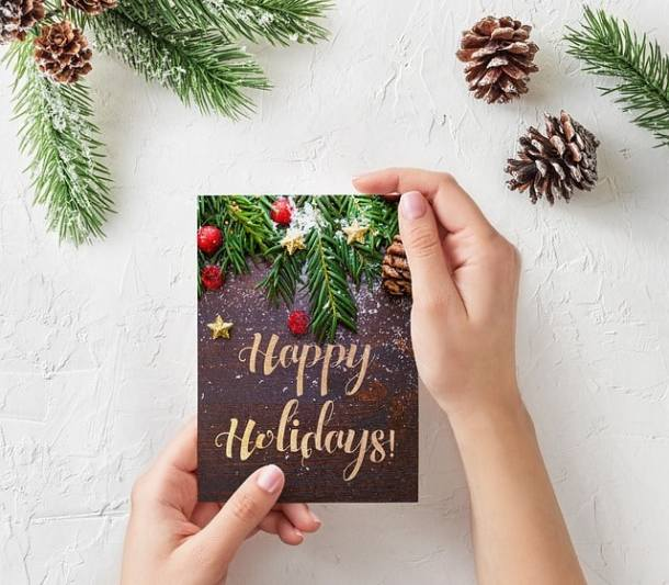 Why You Are Not Receiving Christmas Cards This Year