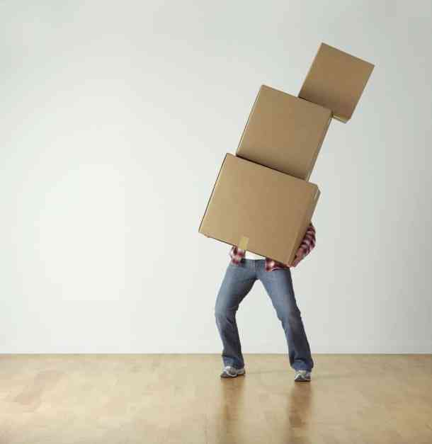 9 Things You Should Definitely Not Do When Moving