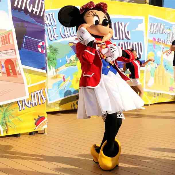 Minnie Disney Cruise Party