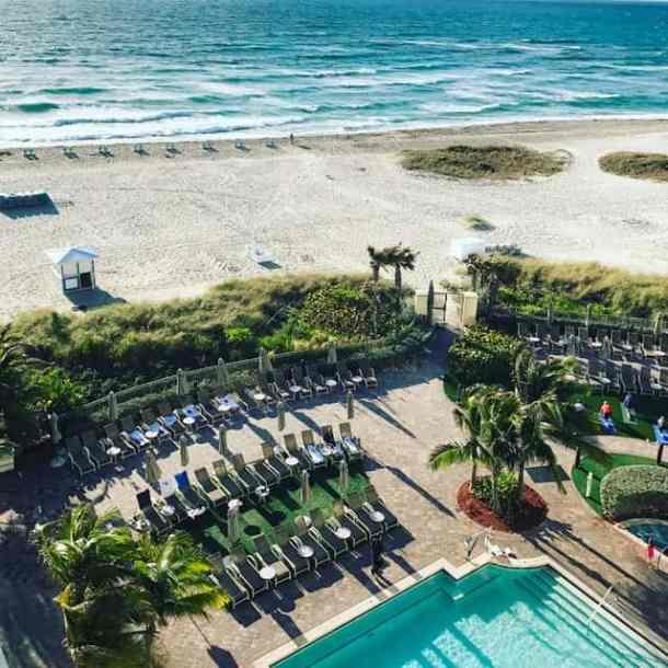 I Found A Hidden Gem of A Resort in Pompano Beach Florida