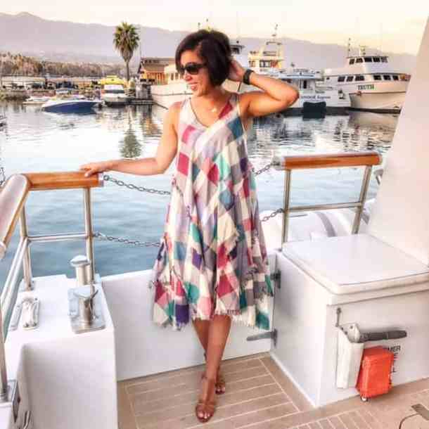 How To Look Fashionable For 4 Luxurious Days in Santa Barbara
