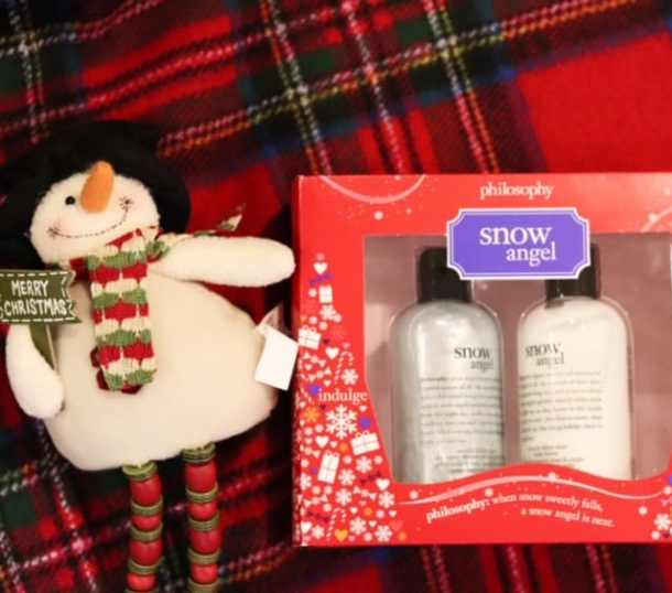 25 Days of Giveaways: Day 4 – Philosophy Snow Angel Gift Set