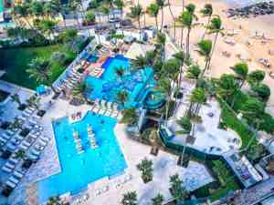 San Juan Marriott Resort and Condado Beach