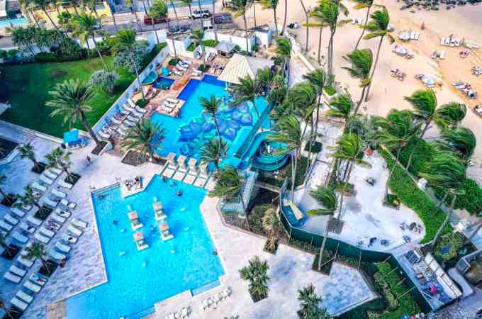 San Juan Marriott Resort and Condado Beach