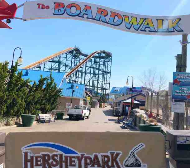 See How Hersheypark Is Stepping Up The Fun in Big Ways