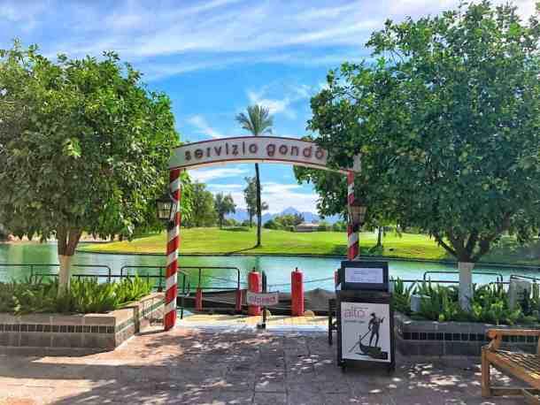 Hyatt Regency Scottsdale Gondola Ride
