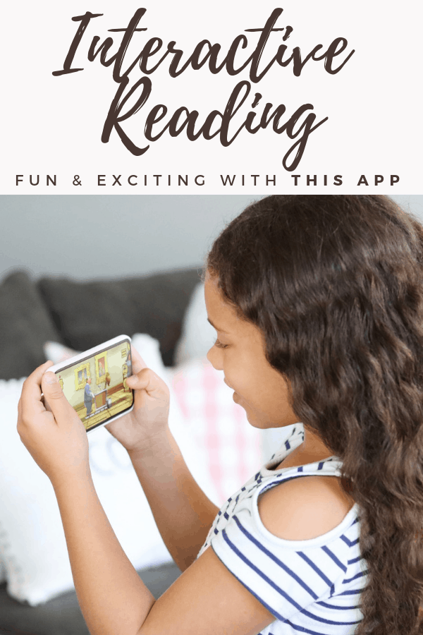 Interactive Reading is Fun and Exciting With This App