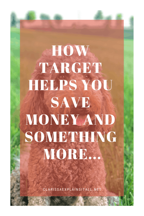 How Target Helps You Save Money and Something More