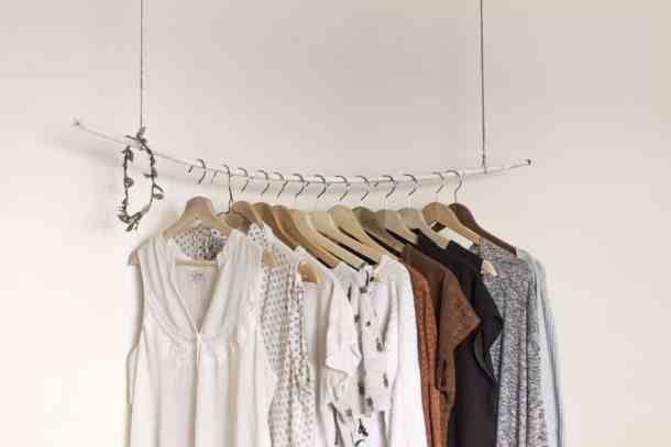 best way to organize clothes for women