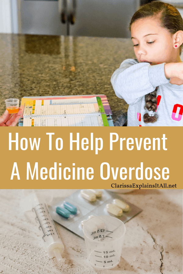 What medicine do you take when you or your family aren't feeling good? Learn how to help prevent a medicine overdose if you or your family gets sick?