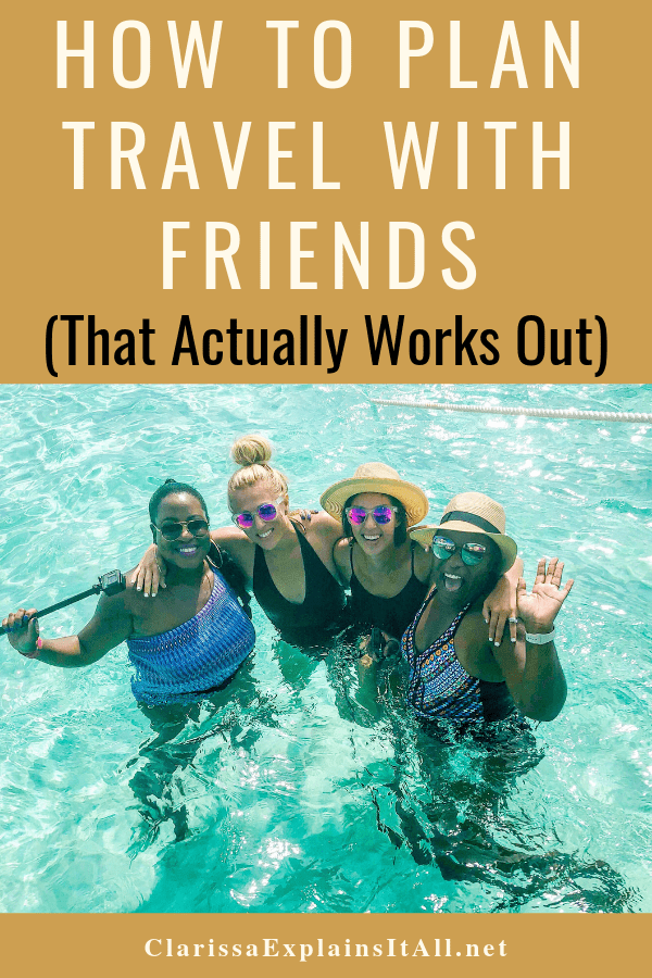In case you have been wanting to plan travel with friends, but not sure how to go about it without it falling apart, I have some tips for you.