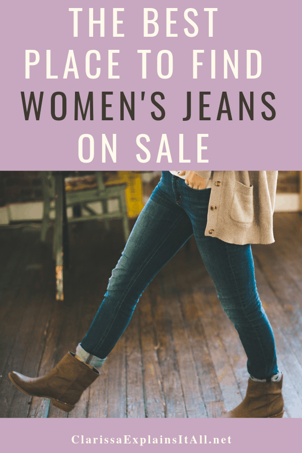 Are you constantly searching for the perfect pair of jeans that fit just right? I am sharing the best place to buy womens jeans on sale.