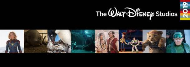 disney movies coming out 2019
