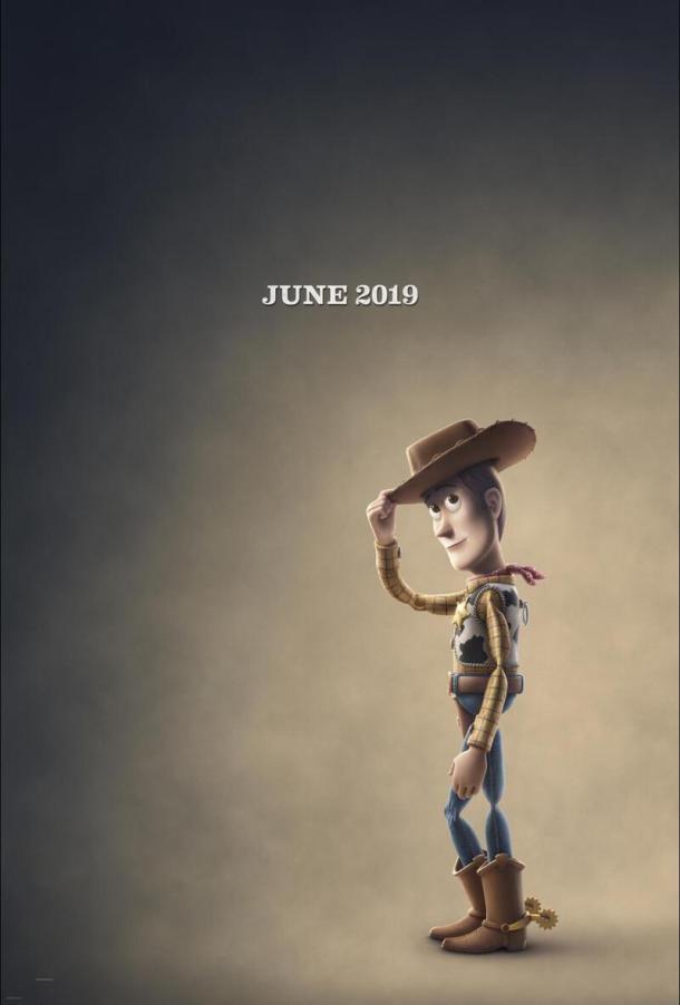 Toy Story 4 Disney Pixar Movie 2019