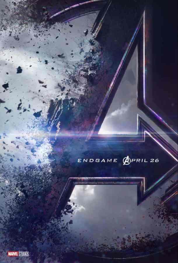 Avengers Endgame Marvel movie 2019