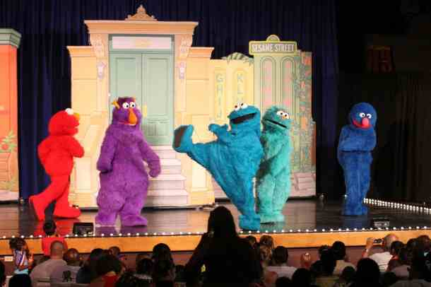 Sesame Place in Bucks County PA