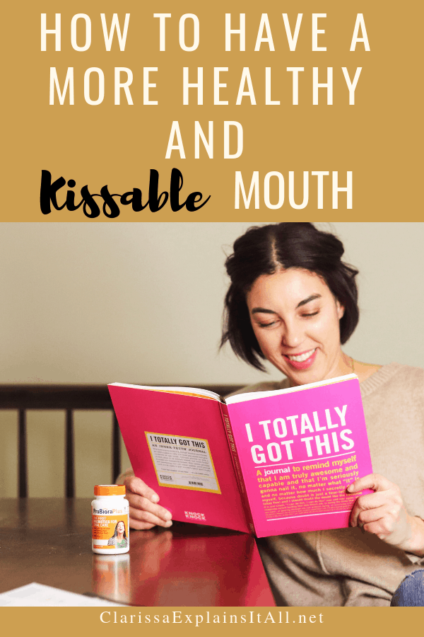 Do you know that a healthy mouth impacts more than just teeth and gums? Learn how to have a more healthy and kissable mouth thanks to this one thing.