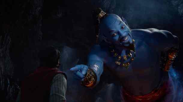 Genie Aladdin Trailer