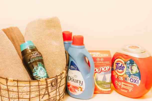 Simple Ways To Ease The Load of Laundry Products