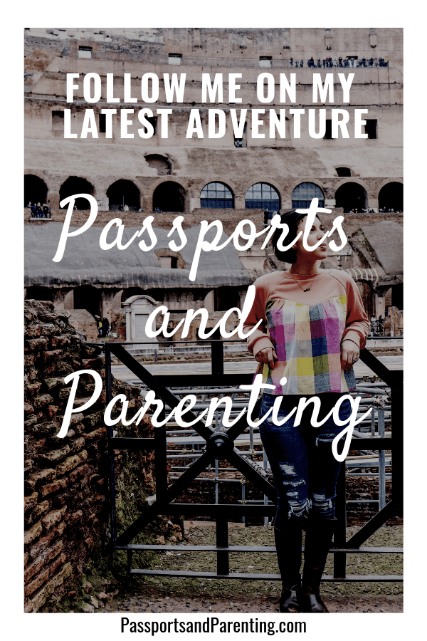 Are you ready to take a new and improved journey with me?Then I hope you will follow me on my latest adventure Passports and Parenting.