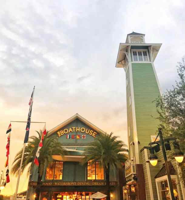 Top Disney Springs Restaurants Boathouse