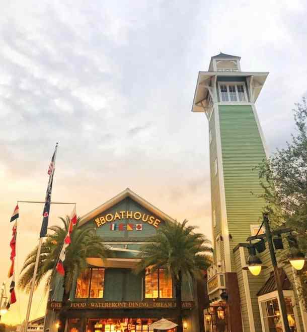 Top Disney Springs Restaurants Boathouse