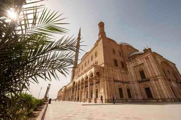 Mosque of Muhammad Ali in Cairo