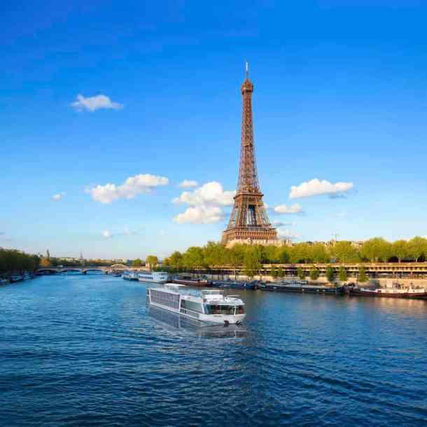 Paris Seine River Cruise