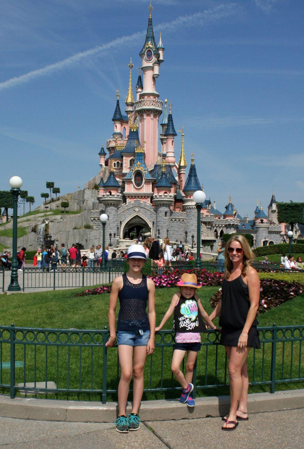 Sleeping Beauty Castle, Disney Paris