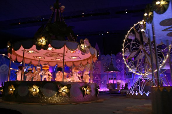 Its a Small World, Disney Paris
