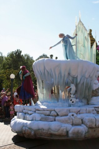 Princess Elsa, Disney Paris