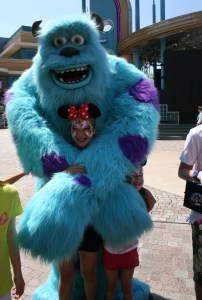Having fun with Sully
