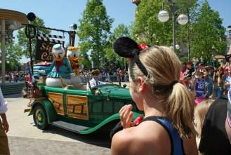 Parade, Disney Paris