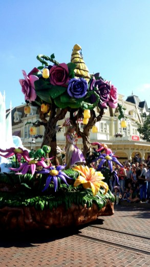 Parade, Disney Paris