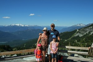 In Stunning Whistler, BC