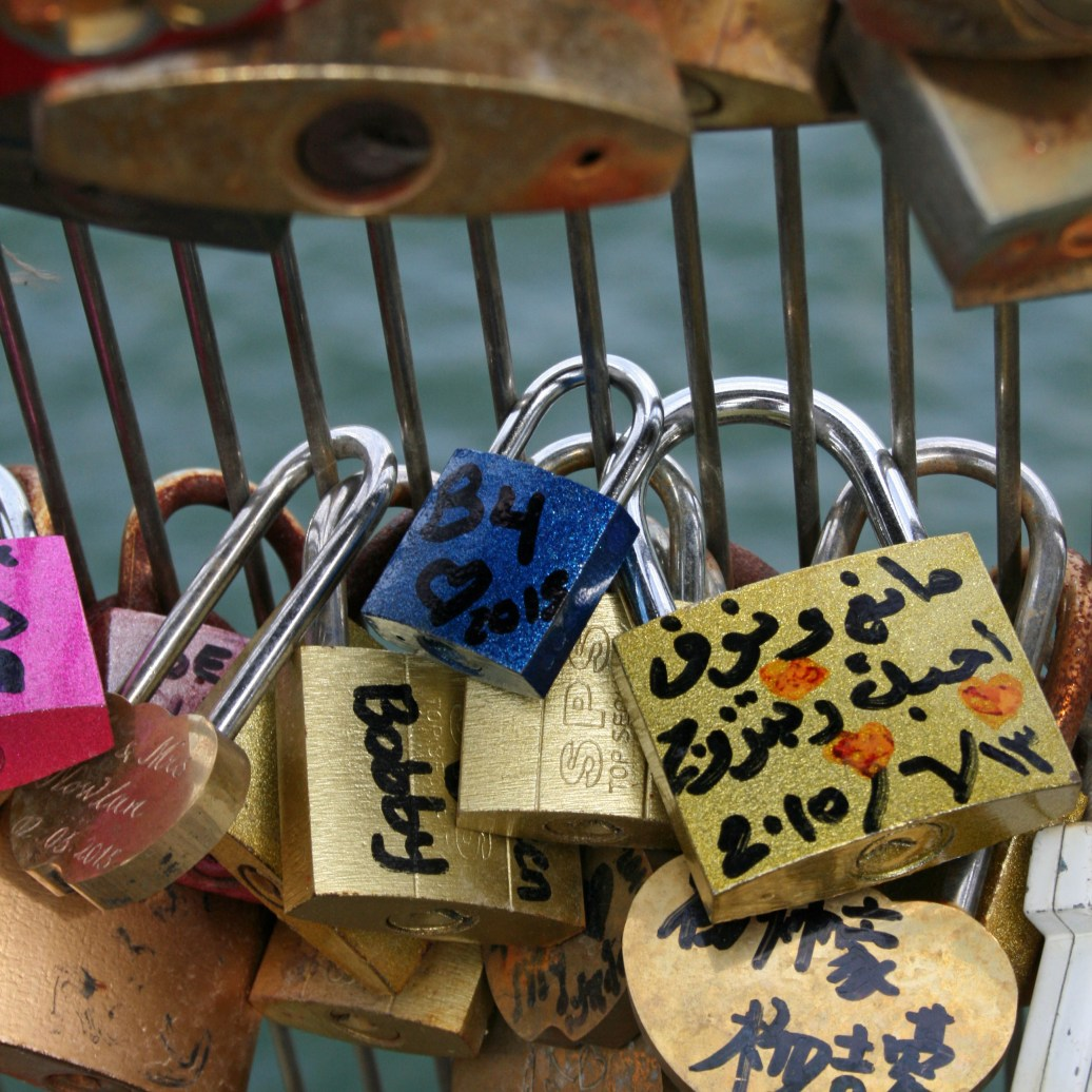 Our Lock, Paris, France