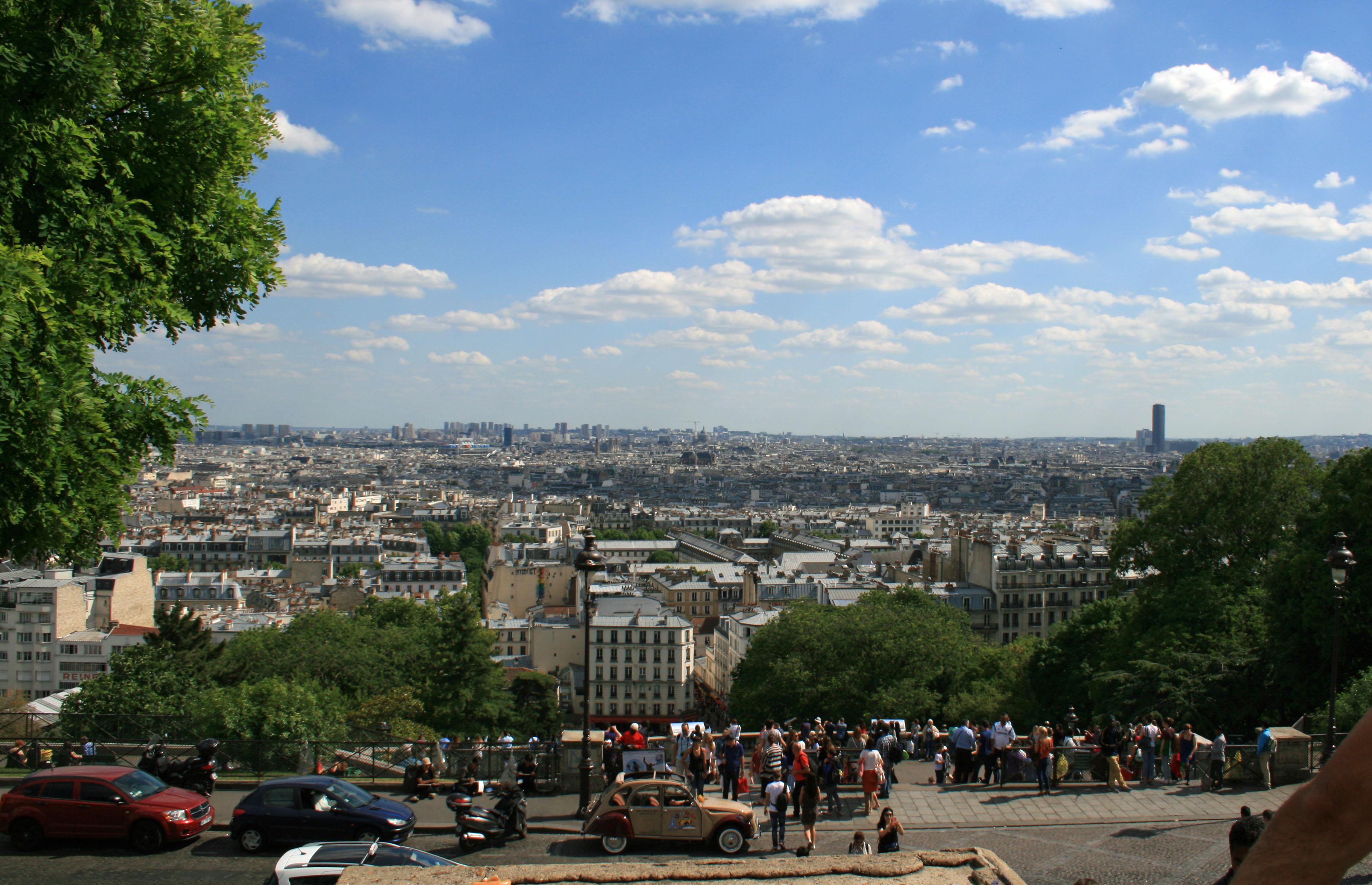 The City Of Paris Part Deux Passports And Pigtails