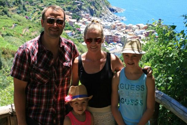 Cinque Terre Trail, Italu