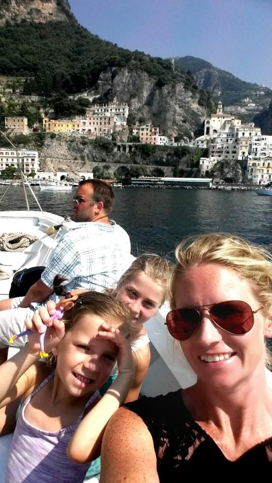 Headed to Positano!