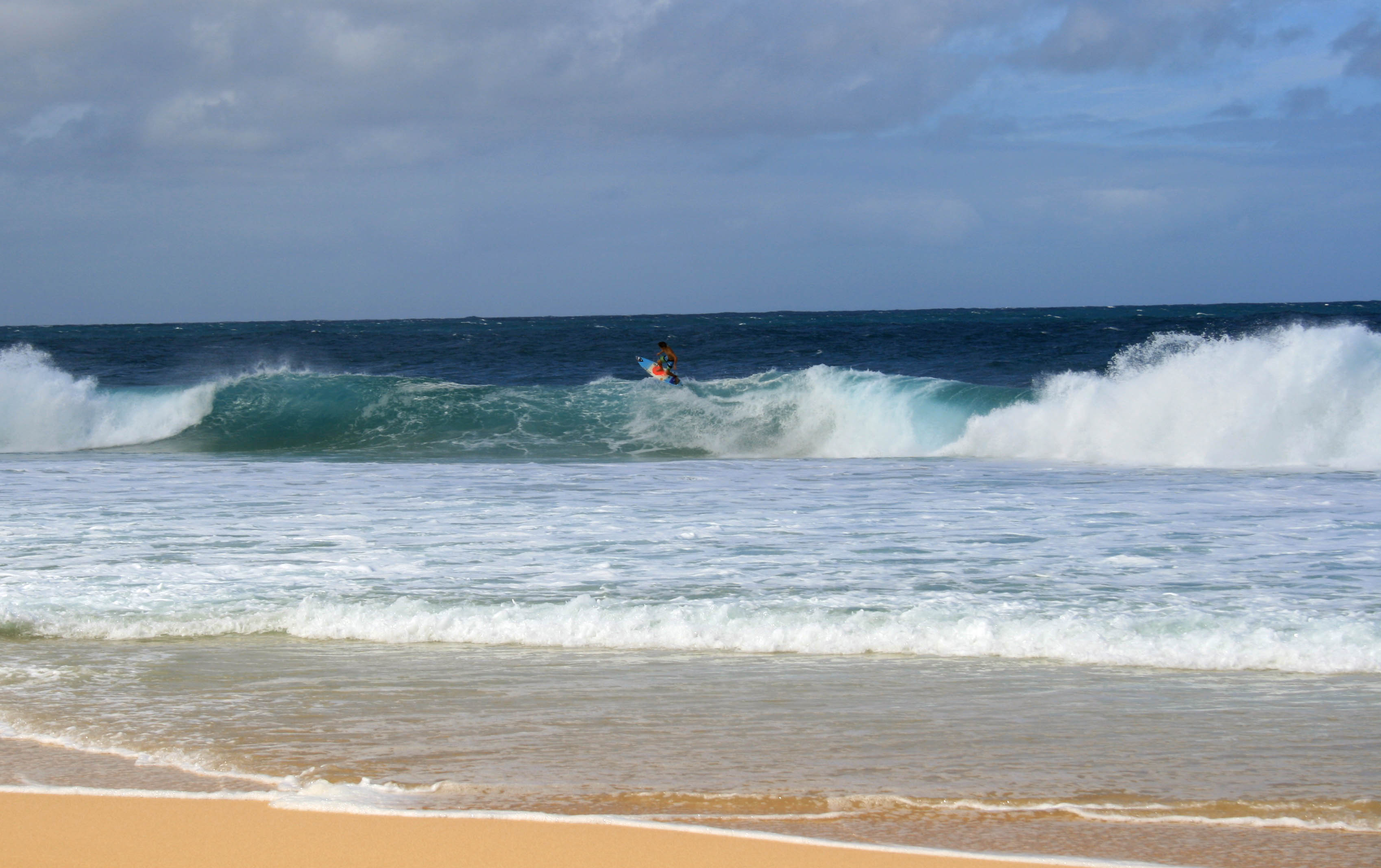 North Shore Surfer