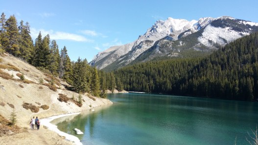 Two Jack Lake, Lake Minnewanka Loop, Banff National Park