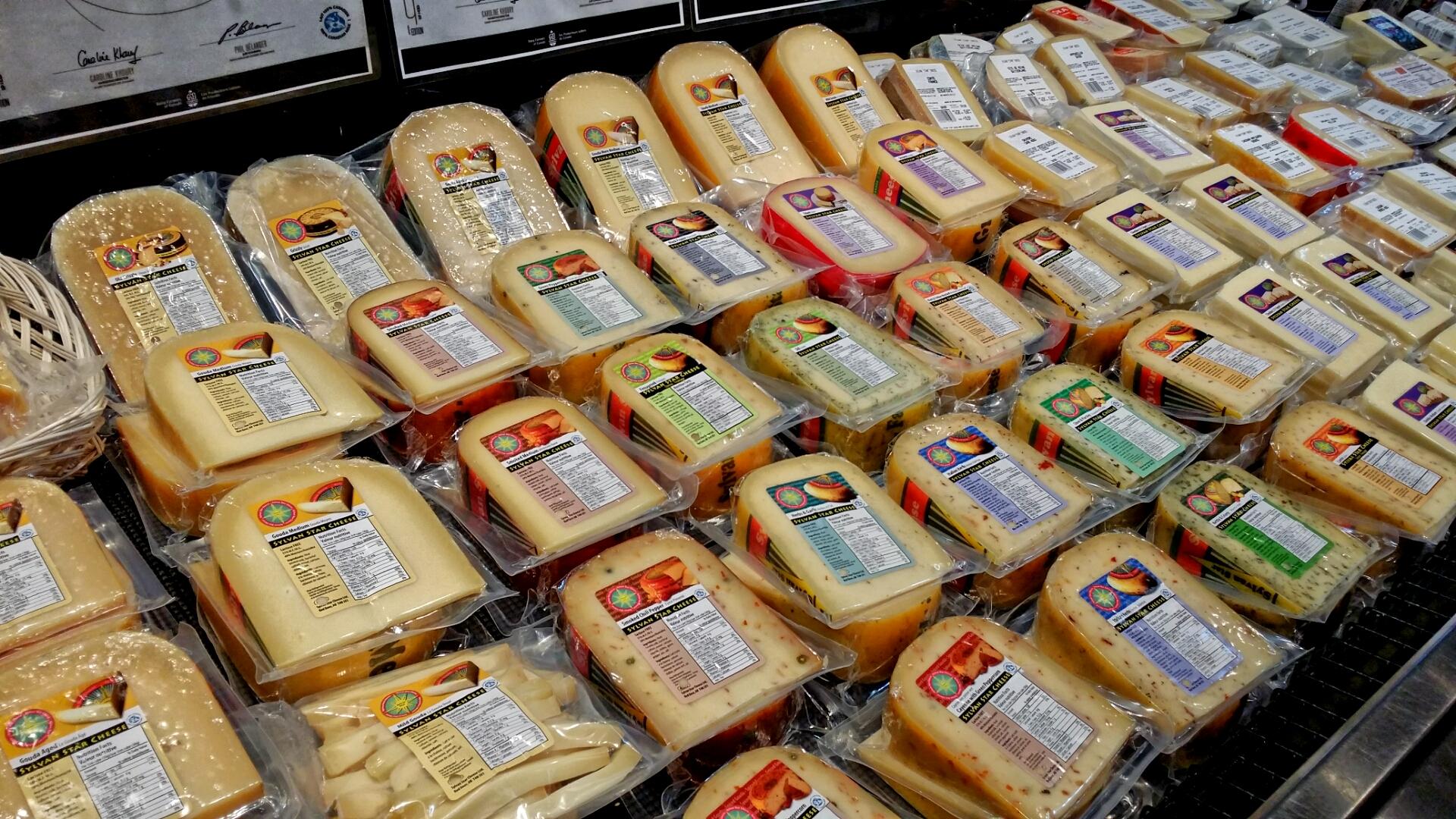 Sylvan Star Cheeses, Calgary Farmer's Market