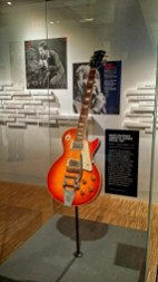 Randy Bauchman Guitar, National Music Centre, Calgary