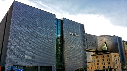 Studio Bell National Music Centre