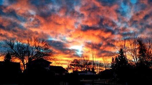 Sunrise, Alberta, Canada