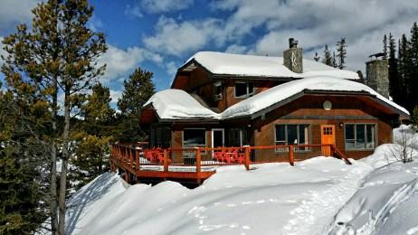 Mount Engadine Lodge, Kananaskis, Canada