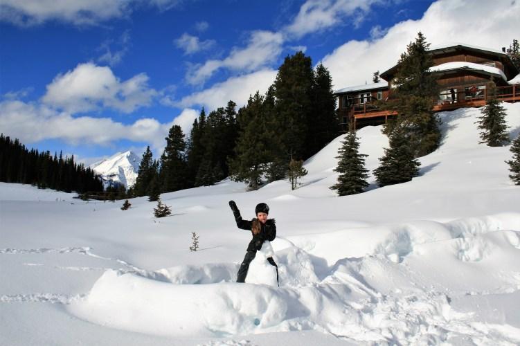 Mount Engadine Lodge, Kananaskis, Alberta