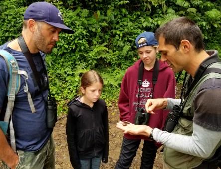 Pasion Costa Rica Tour, Monteverde Cloud Forest Reserve, Costa Rica