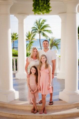 Butterfield Family, Barcelo Maya Grand, Mayan Riviera, Mexico