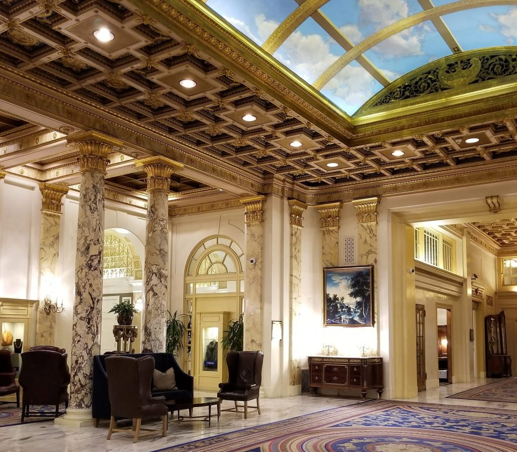 Fairmont Copley Plaza Hotel, Boston
